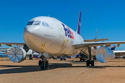 FedEx Express Airbus A310-324(F) N807FD 4-30-21