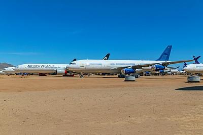 Aerolineas Argentinas Airbus A340-211 LV-ZPX 4-30-21