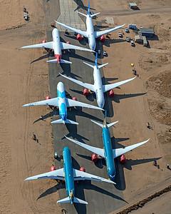 Vietnam Airlines Boeing 787-10 Dreamliner VN-A877 8-13-21
