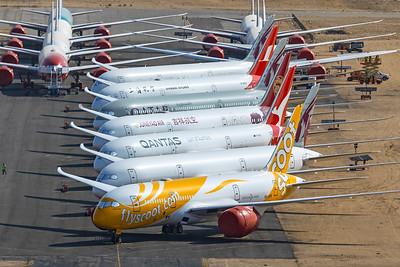 Scoot Boeing 787-8 Dreamliner 9V-OFM 8-13-21