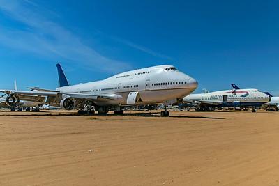 United Airlines Boeing 747-422 N199UA 5