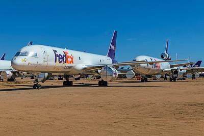 FedEx Express Boeing 757-21B(SF) N957FD 4-30-21 3
