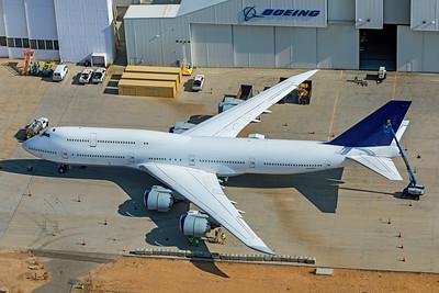 Boeing 747-830 N828BA 8-13-21 2