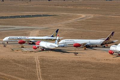 Vistara Boeing 787-9 Dreamliner N1008S 8-13-21
