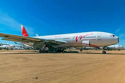 VIM Airlines Boeing 777-2H6(ER) VP-BVA 4-30-21 3