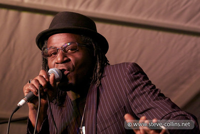 The Neville Staple Band @ VDub Island 2013