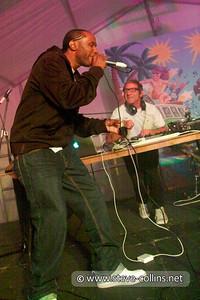 Dub Pistols Soundsystem @ VDub Island 2013