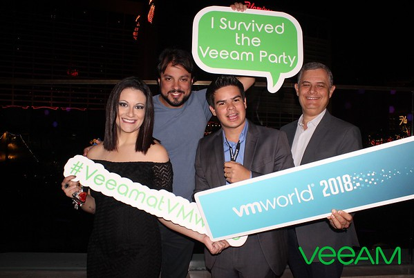 VEEAM at Omnia