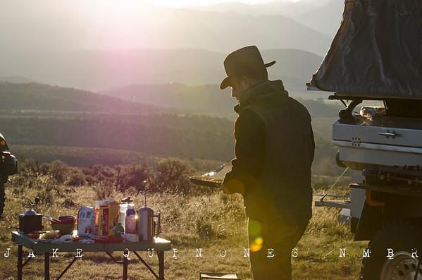 Fall 2016 - Camino del Tesoro Overland [CDT] - Details
