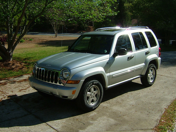 06 Jeep Liberty Limited CRD