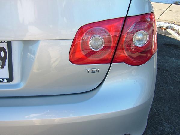 06 VW Jetta TDI/DSG