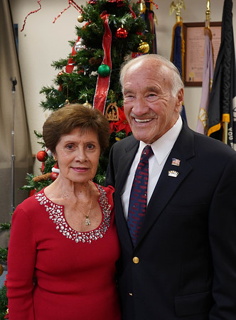 Mrs. &  Commander Sicinski