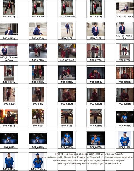 Justus Photo Release