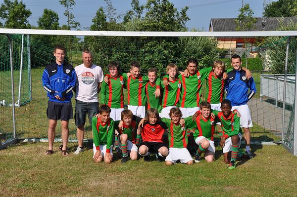2011-06-04 D5: toernooi bij SV Den Hoorn