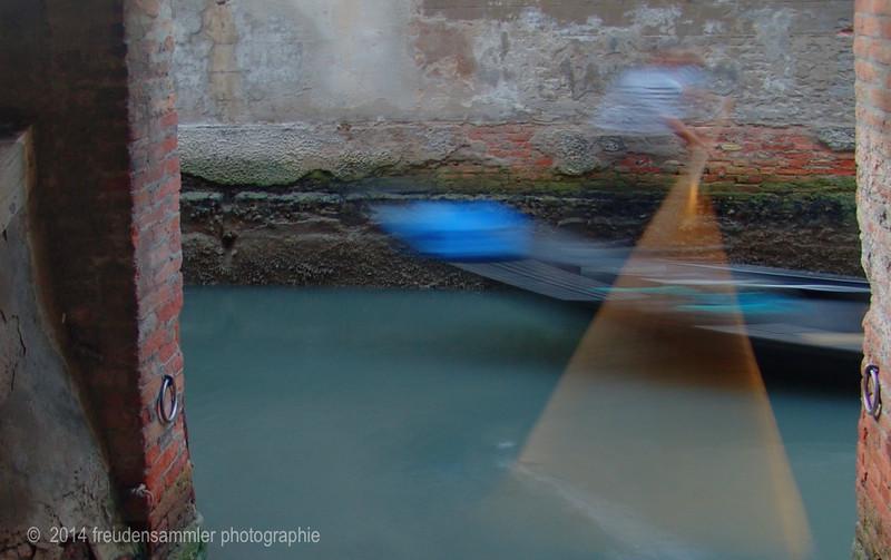Venice - Speedy Gondola