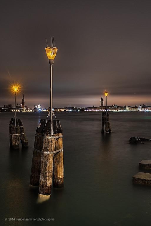 Venice - december evening