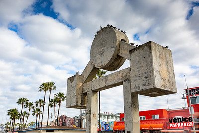 Venice, California.  © Venice Paparazzi