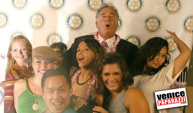 1   Jeffrey Solomon with the VP Team