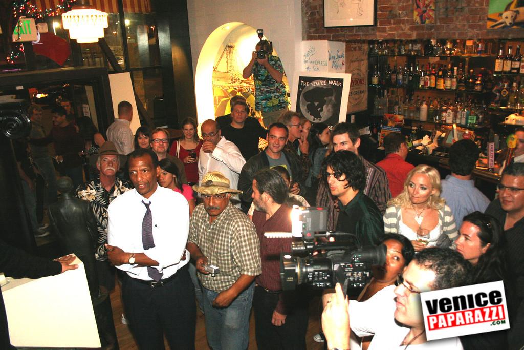 The Venice Walk Premiere Party at Danny's Deli (1)