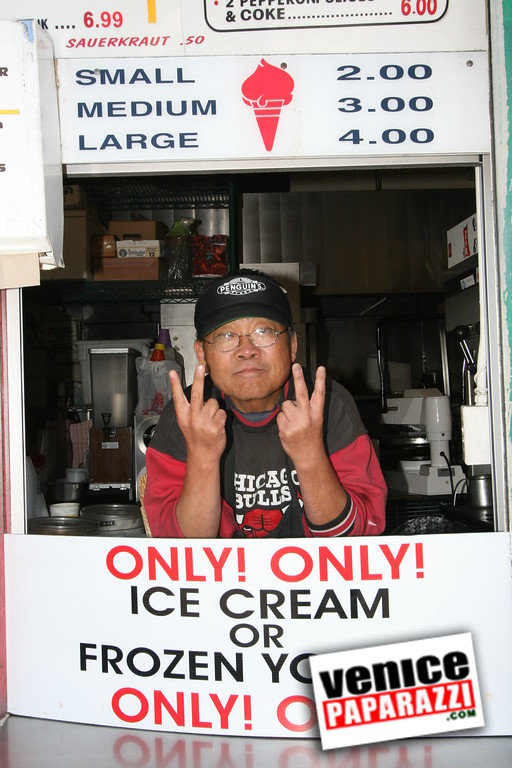 John our favorite frozen yogurt guy
