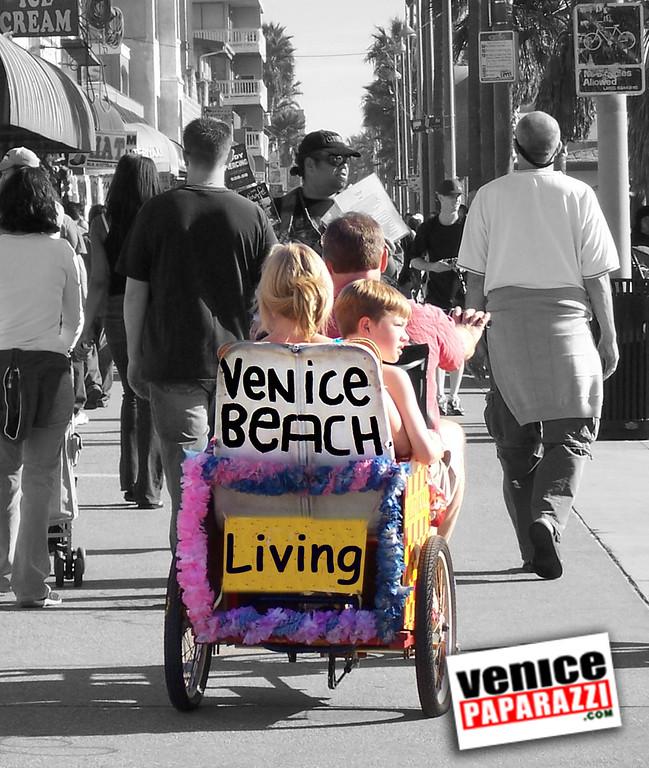 venice living copy