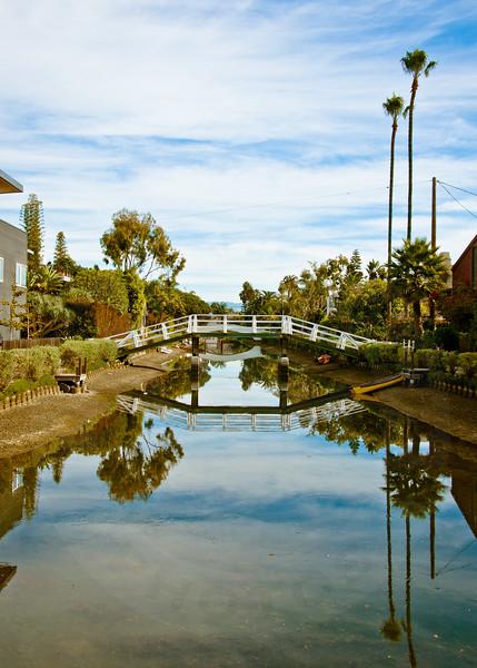 Venice Canals Venice Beach California