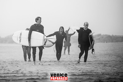 02.13.16 Brian Zarate's Paddle Out & Memorial.   Venice, California.  Photo by VenicePaparazzi.com