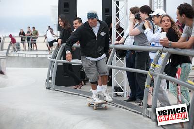 Venice Skate Park.  Photo by VenicePaparazzi.com.  www.HireVP.com.