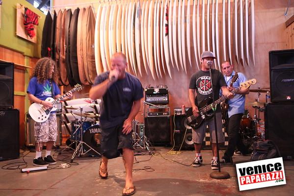 06.18.10. Jimmy Hanson Fundraiser at Arbor. Venice, Ca