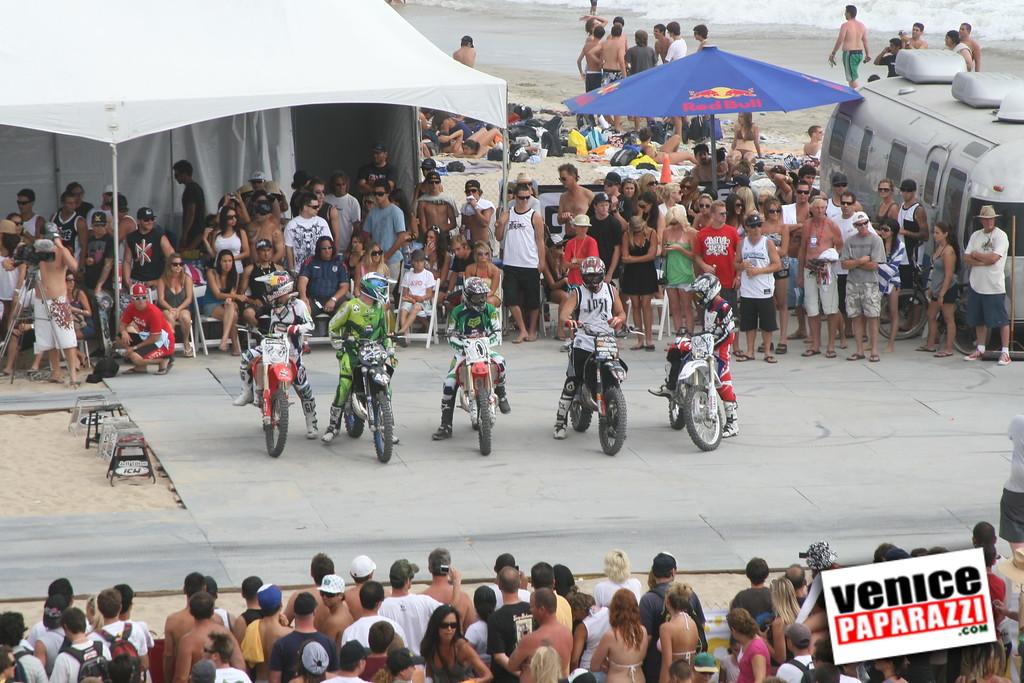 4   Motorcross on Huntington Beach
