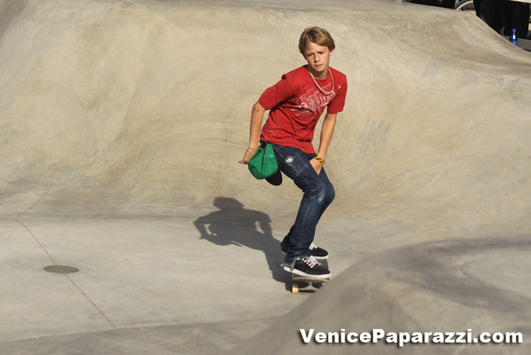 12.19.09  Venice Skateboard and Surf Association's 1st Skate Competition at the new Venice Skate park.
