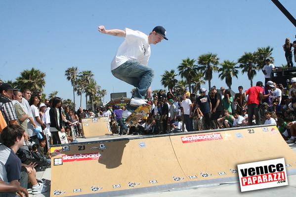 2007.  June 21st.  Go International Skateboarding Day.  Hosted by Red Bull