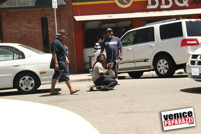 Venice Parking Enforcers skate too