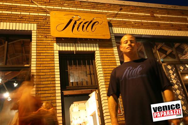 2007.  The Ride, Venecian Surf Shop and Jimmy V.  myspace.com/veniciansurfshop
