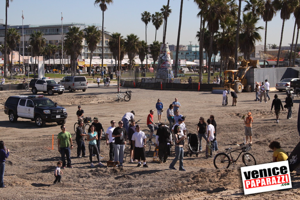 01 31 09 Ground Breakiing of the new Venice Skate Park   Photos by Venice Paparazzi (126)