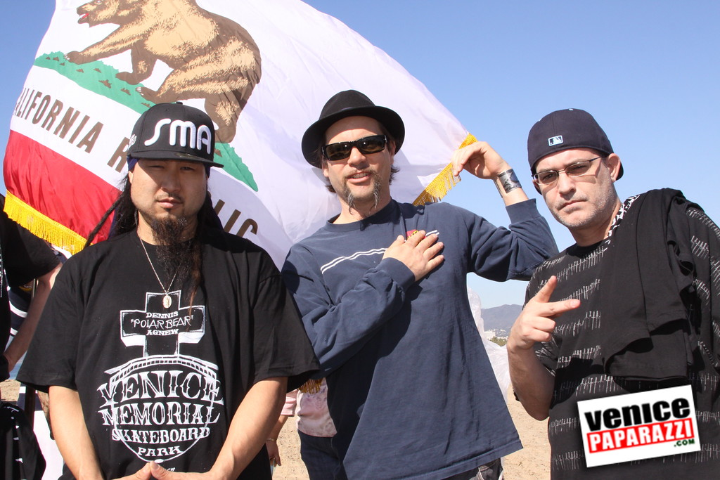 01 31 09 Ground Breakiing of the new Venice Skate Park   Photos by Venice Paparazzi (234)