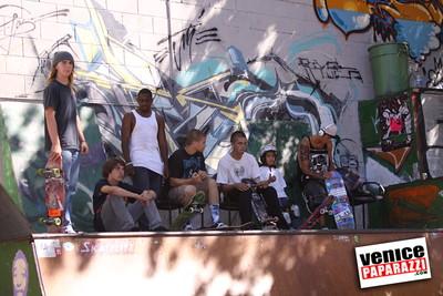 09 05 09  Venice Skate Fundraiser   Venice United Methodist Church   Murray Family