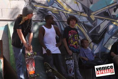 09 05 09  Venice Skate Fundraiser   Venice United Methodist Church   Murray Family (12)