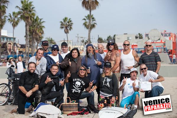 12.20.14  Venice Surf-A-Thon 21 year anniversary