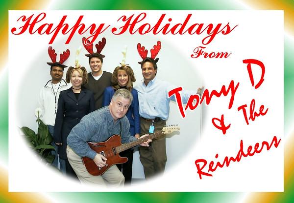 Tony D & the Reindeers