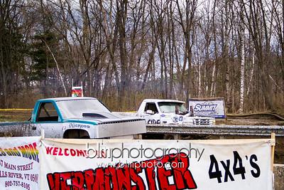 Vermonster 4x4 Spring Mud Fling - Sunday May 3, 2014
