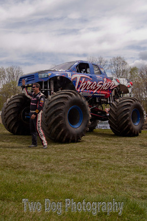 Day 2 Monster Trucks