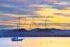 VT CHARLOTTE Essex_Charlotte Ferry Dock view of Lake Champlain and the Adirondack Mountains MAYAF _MG_0371MMW