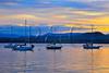 VT CHARLOTTE Essex_Charlotte Ferry Dock view of Lake Champlain and the Adirondack Mountains MAYAF _MG_0312MMW