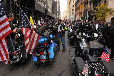 VETERAN'S  DAY  PARADE  NYC  2014   -     Fifth Avenue,  Manhattan  NYC