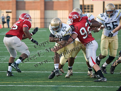 Valley Forge Military College football vs Albright College, Reading, PA on 091004.  (C) 2009 Greg E. Mathieson / MAI    www.maiphoto.com