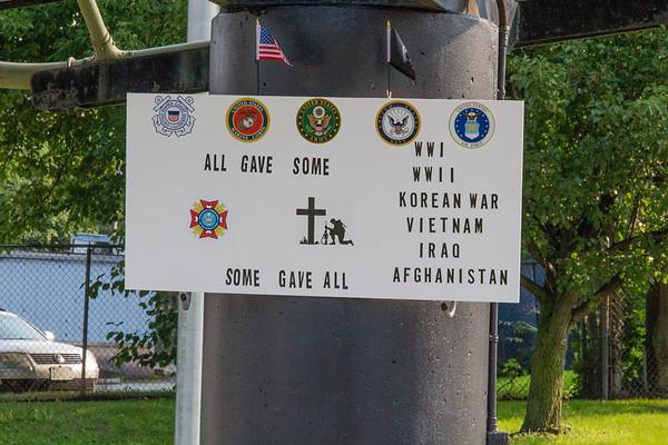 VFW Post 1584 Adrian Veterans Awareness Day 8-18-18
