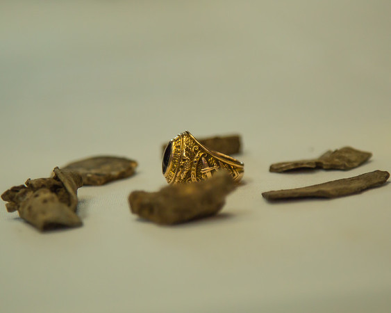 Ring Ceremony WW II Museum
