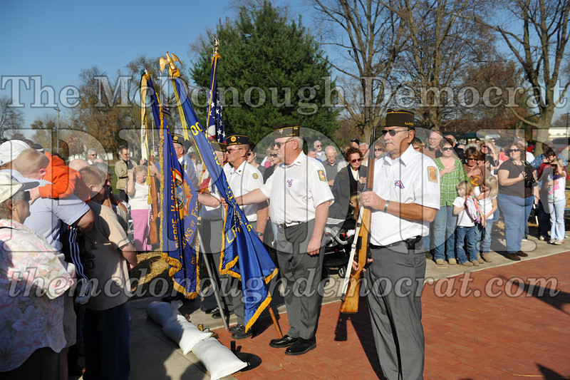 VFW New Memorial Ceremony 11-07-09 018