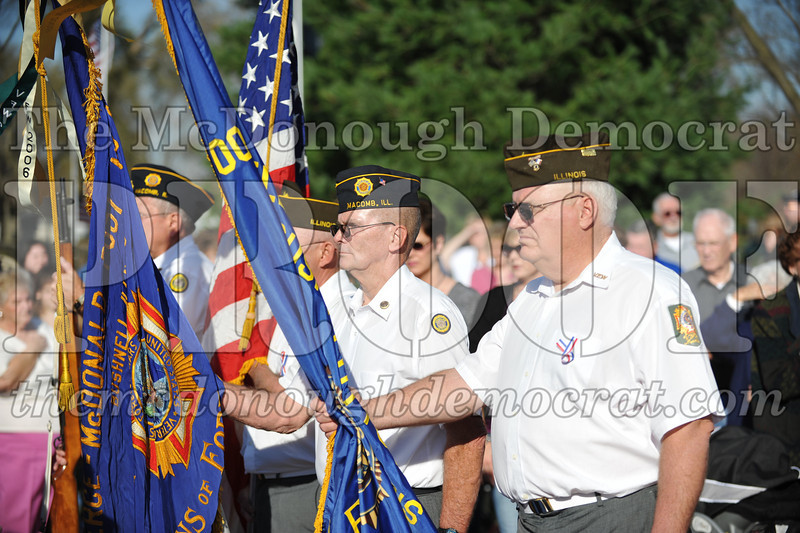 VFW New Memorial Ceremony 11-07-09 020